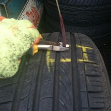 Tyres Puncture Repairs
